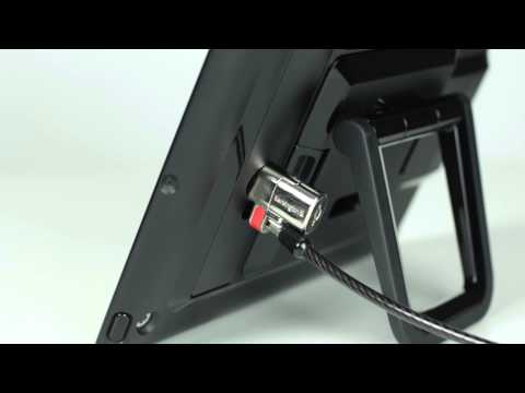 SwitchBack iPad POS Enclosure