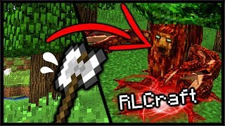 Minecraft But EVERYTHING Wants To Kill You (RLCraft Modpack) #1