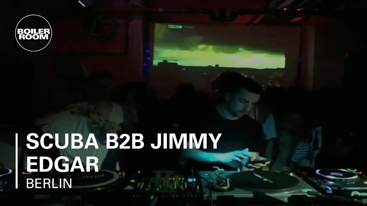 Jimmy Edgar, Scuba - Boiler Room Berlin