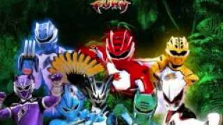 Power Rangers Jungle Fury - Theme Song