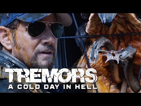 The Belly of The Beast | Tremors: A Cold Day In Hell