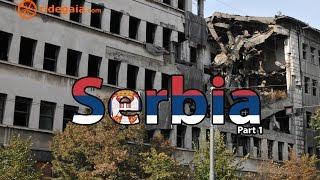 Ep 28 - Serbia (part 1) - Motorcycle Trip around Europe
