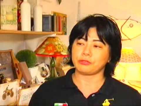 Regina Matsumoto na TV Rio Sul -artesanato sustentável em Penedo