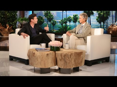 Ryan Seacrest talks to Ellen about his relationship and he almost didn't do Idol!