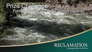 Accumulating sediments pose a significant problem for Reclamation and other water managers in determining how to measure reservoir storage capacities. Sediment deposition in reservoirs, or the accumulation of particles like pebbles, sand, mud, and salts carried by wind, water, or ice - limits the active life of reservoirs by reducing storage capacities and impacting structures, such as water outlets and intakes.Developing an efficient and accurate indirect estimate model of reservoir storage would result in a significant, better, faster, and cheaper solution and support Reclamation in meeting water and power deliveries now and into the future. https://on.doi.gov/2lM8u0H