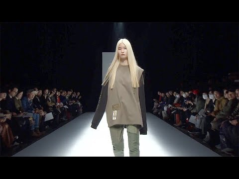 Children of The Discordance | Fall Winter 2018/2019 Full Fashion Show | Exclusive видео