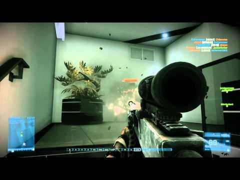 Заигрываем в Battlefield 3 [ Мастер оружия ]