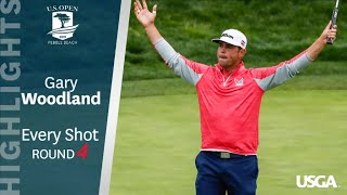 US Open - Ronda final Gary Woodland