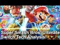 Super Smash Bros Ultimate: Switch vs Wii U/3DS Graphics Comparison + Tech Analysis!