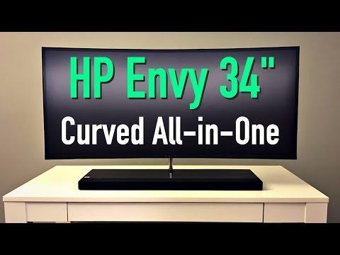 HP Envy 34