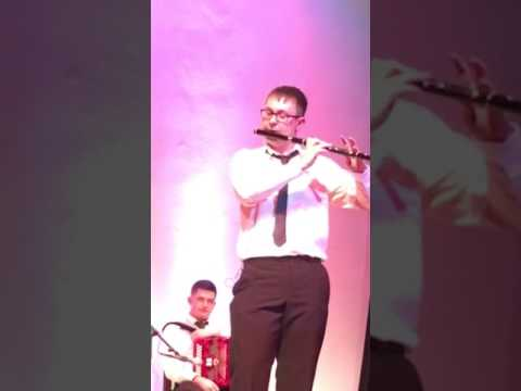 Seamus Tierney Lavey Co Cavan All Ireland Fleadh Cheoil Senior flute winner 2016!