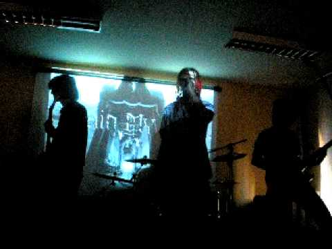 "Empire Of Heaven отрывок  концерта ""Drain My Pain Birthday"" 30.04.2011"
