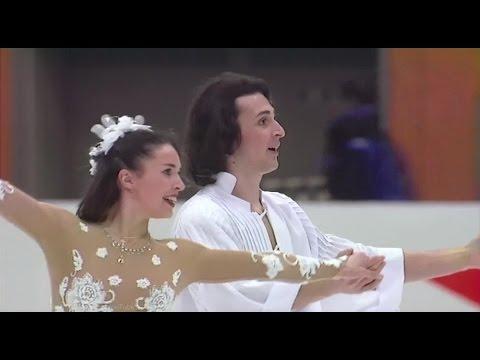 [HD] Irina Lobacheva & Ilia Averbukh 1998 NHK Trophy Original Dance