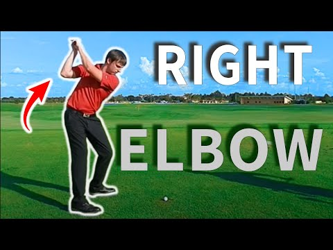Right Elbow In The Golf Swing – By Gravity Golf Instructor Andrew Waple