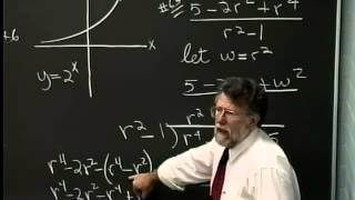 Lecture 23: Beginning Algebra (Math 70)