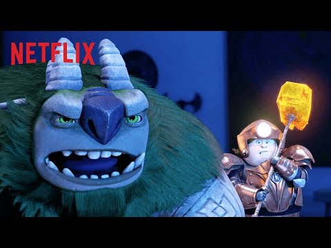 3Below: Tales of Arcadia Season 2 Trailer 👽 Netflix Futures