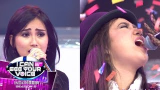 Duet Paling Keren! Ayu Ting Ting feat Mak Donna  - I Can See Your Voice Indonesia (24/4) Video