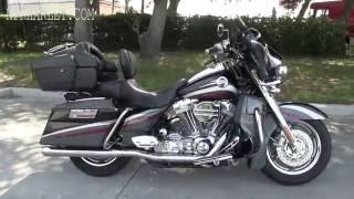 7. Used 2006 Harley Davidson CVO Ultra for sale in Tampa Florida