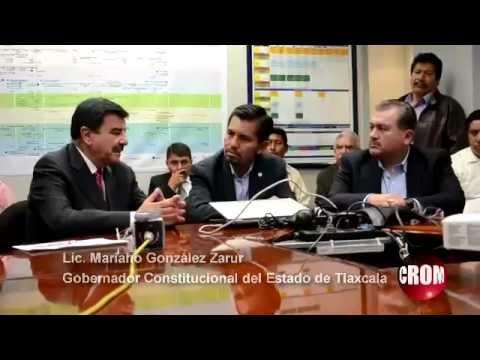 Tlaxcala recorrido 1 y 2 de agosto Comit� C
