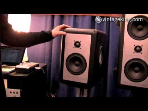 Barefoot MicroMain35 | AES 2009 | Vintage King Audio