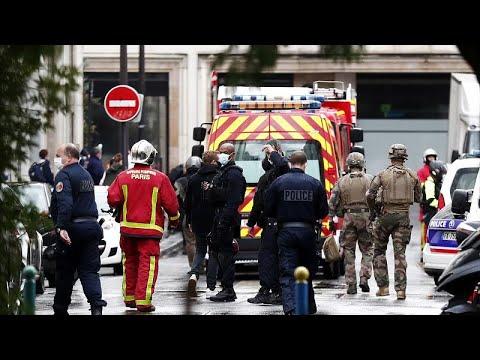 Παρίσι: Επίθεση κοντά στα παλιά γραφεία του Charlie Hebdo – Δυο σοβαρά τραυματίες, δυο συλλήψεις…