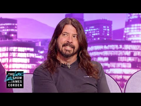 Video Taylor Swift Bailed Dave Grohl Out at a Paul McCartney Party - #LateLateLondon download in MP3, 3GP, MP4, WEBM, AVI, FLV January 2017