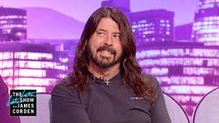 Video Taylor Swift Bailed Dave Grohl Out at a Paul McCartney Party - #LateLateLondon MP3, 3GP, MP4, WEBM, AVI, FLV Maret 2019