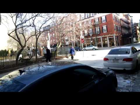 Prince Street and Cannoli Through Google Glass (The North End)