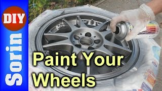Video How To Paint Your Wheels / Rims - Tutorial MP3, 3GP, MP4, WEBM, AVI, FLV September 2019