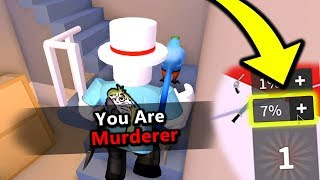 NEW MURDER MYSTERY 2!! *BUY MURDERER*