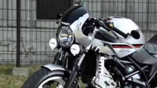 8. suzuki sv650 - sport