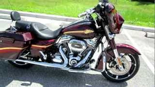 2. 2010 CVO Screaming Eagle Street Glide for sale, Loaded and Only 750 miles (ebay Jake