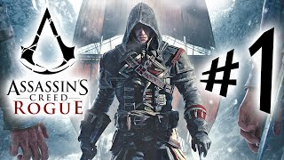 Assassin's Creed Rogue - Parte 1: Shay Cormac! [ Playstation 3 - Playthrough Dublado PT-BR ]