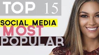 Video TOP 15 MISS UNIVERSE 2018 - BASED ON SOCIAL MEDIA POPULARITY (October Edition)) MP3, 3GP, MP4, WEBM, AVI, FLV November 2018