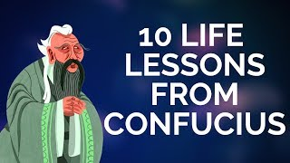 Life lessons from Confucius (philosophy)