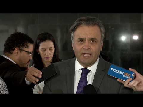 Aécio Neves leva ao presidente Temer proposta para Cemig manter hidrelétricas  de Jaguara, São Simão e Miranda