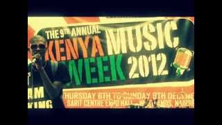 The 9th Annual Kenya Music Week Documentary