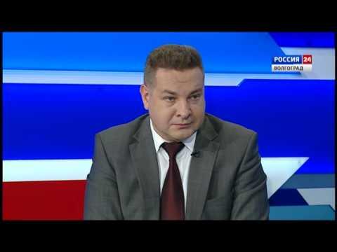 Игорь Тюменцев, директор Волгоградского института управления РАНХиГС при президенте РФ