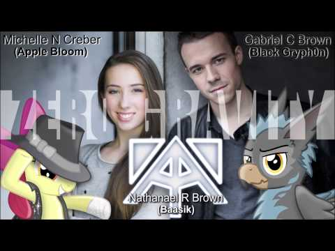 feat. - Featuring the incredible pipes of Michelle Creber (Voice of Apple Bloom) Subscribe to her on YouTube! https://www.youtube.com/user/MichelleCreber Get the song here: http://blackgryph0n.bandcamp.com...