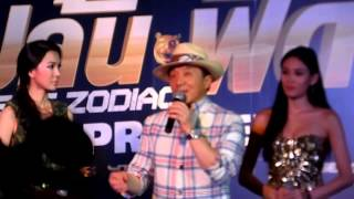 Chan Thailand  City new picture : Jackie Chan in Thailand Premiere (Chinese Zodiac) Full Part 1/2