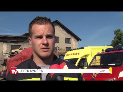 TVS: Staré Město - Soutěž hasičů
