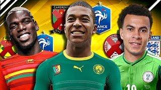 Video LES 10 STARS DU FOOTBALL QUI ONT REFUSÉ L'AFRIQUE 2.0 ! 🚫 MP3, 3GP, MP4, WEBM, AVI, FLV September 2017
