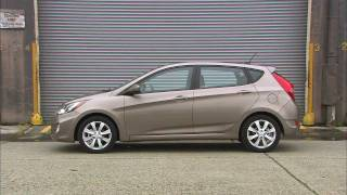 8. 2012 Hyundai Accent SE HD Video Review