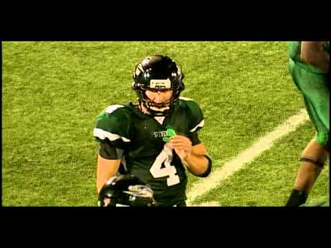 Stevenson University 2011 Football highlights