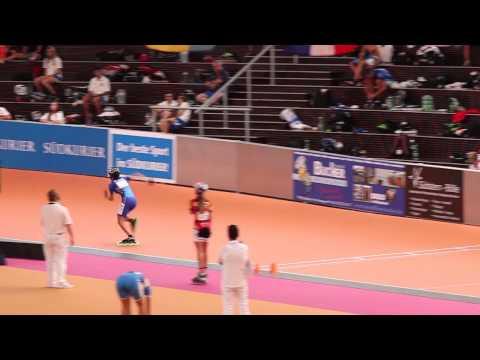 300 метрів Тайм-тріал (ТРЕК) Юніори А, Чемпіонат Європи-2014