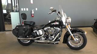 10. 040017   2016 Harley Davidson Softail Heritage Classic   FLSTC Used motorcycles for sale