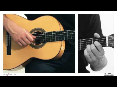 Gitarr från början: Ja, må han (hon) leva!
