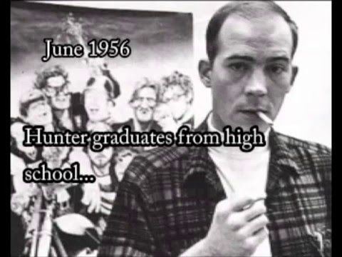 Hunter S. Thompson: A Quick (& Imperfect) Mini-Bio