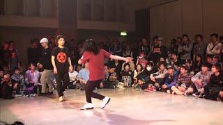BOTY B-GIRL 2 vs 2  FINAL BATTLE (Body Carnival vs Kanamyw) Video