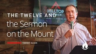 The Twelve and the Sermon on the Mount
